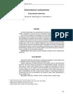 ototoxicidad por medicamentos.pdf