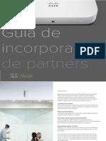 Guía de Incorporación de Patners-Cisco-Meraki