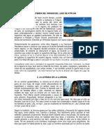 9 Leyendas de Guatemala Inglés Español Con Imágenes Cada Una