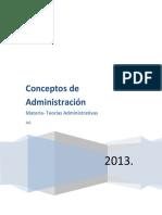 -Publicar-Conceptos de La Administración