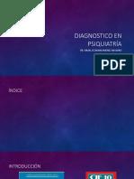 Diagnostico en Psiquiatría Relacionado Al Consumo de Sustancias 1
