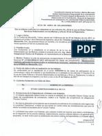 Acta de Junta de Aclaraciones Lic. API-zlo-07-17
