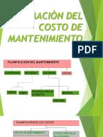 ESTIMACIÒN DEL COSTO DE MANTENIMIENTO.pptx