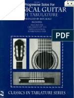 [BOOK] - 39 Progressive Solos for Classical Guitar Book 1