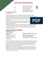Asociación de Ayuda Social Y Humanitaria Ong