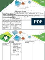 Guía Para El Desarrollo Del Componente Práctico 1