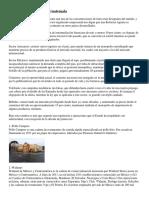 Empresas Monopolio en Guatemala