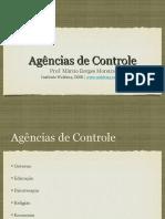 análise do comportamento e agências de controle