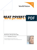 Beat Poverty Study Guide