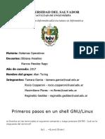 Guia N°2 - ShellGNULinux