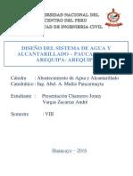 A Vargas - j. Presentacion