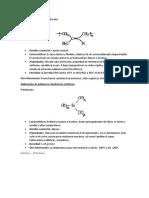 Obtención de Polímeros Naturales