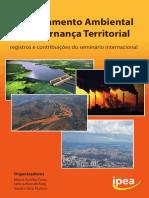 Livro Licenciamento Ambiental IPEA