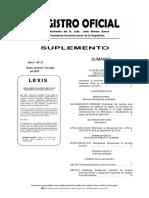 Suplemento Sumario RO 031 Del 07-JUL-2017