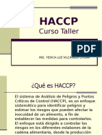 HACCP Curso Taller