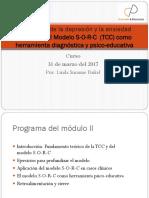 Presentación Fundmentos de La TCC y Modelo SORK