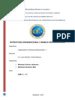 estructura organizacional y manejo organizacional.docx