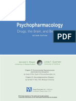 Psychopharmacology Drugs, The Brain, And Behavior