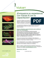 Vulcan 8 Training Mexico Spanish