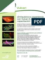 Vulcan 8 Training South America Spanish