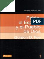 El Espiritu y el Pueblo de Dios-Gordon D Fee Pablo.pdf