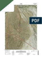 Iron Point Quadrangle Topo Map