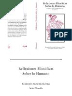 reflexiones sobre lo humano.pdf