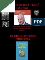 El Uruguay Como Problema