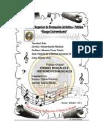 Clasificacion de Los Instrumentos Musicales