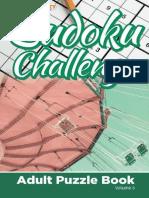 Sudoku Challenge_ Adult Puzzle - Puzzle Crazy (3)