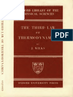 3rd Law of Thermodynamics - Wilks_text