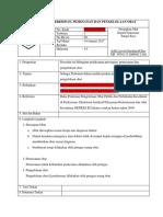 Kriteria 8.2.2 Ep 4 Sop Peresepan, Pemesanan Dan Pengelolaan Obat