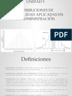 UNIDAD 5 Distribuciones de probabilidad.pptx
