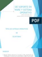 CLASE 3 TALLER DE SOPORTE EN SOFTWARE Y SISTEMA OPERATIVO.pptx