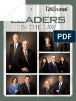 2017 Wisconsin Law Journal Leaders in the Law