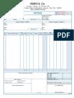 1.Invoice