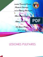 Alteraciones Pulpares y Periodontales