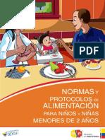 Alimentacion Nino Menor 2anios