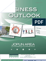 August 2010 Business Outlook