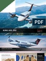 King Air 250 Brochure(1)