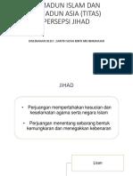 Persepsi Jihad