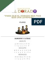 CLAVES - Grupo Scout 69 ElDorado