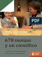 678 Monjas y Un Cientifico - David Snowdon
