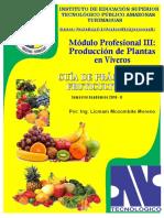 Caratula de Guia de Fruticultura