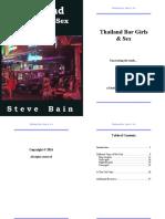 Thailand Bar Girls Sex