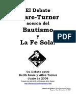 El Debate Saare Turner