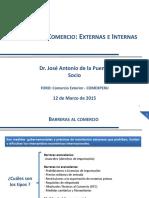 Barreras al Comercio Exterior. Externas e Internas.pdf