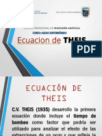 Theis Aguas Subterráneas