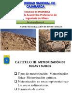 Cap Iii_ Meteorización de Rocas y Suelos