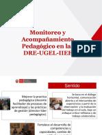 Ppt Acompañamiento y Monitoreo Pedagógico (1)